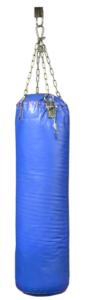 Blå säck